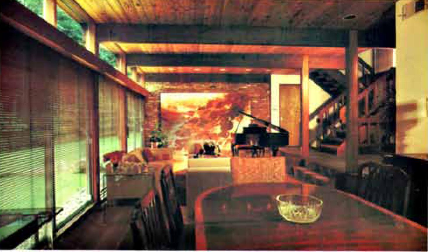 deck house | modernasheville