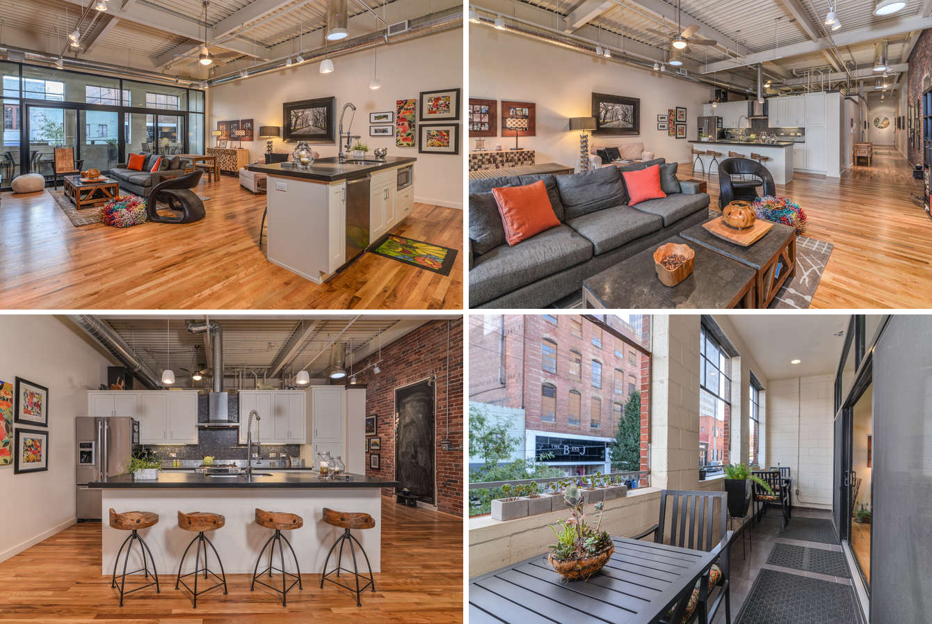 Sold Rankin Press Loft Modernasheville Com