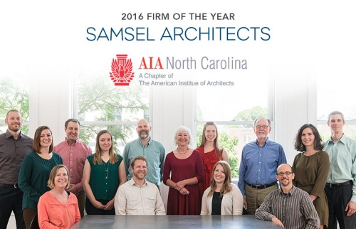 samsel-2016-aia-nc-firm-award