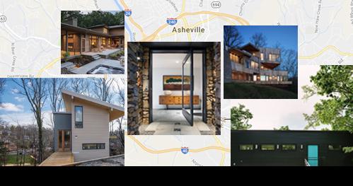 Modern asheville home tour and pre tour mixer modernasheville com