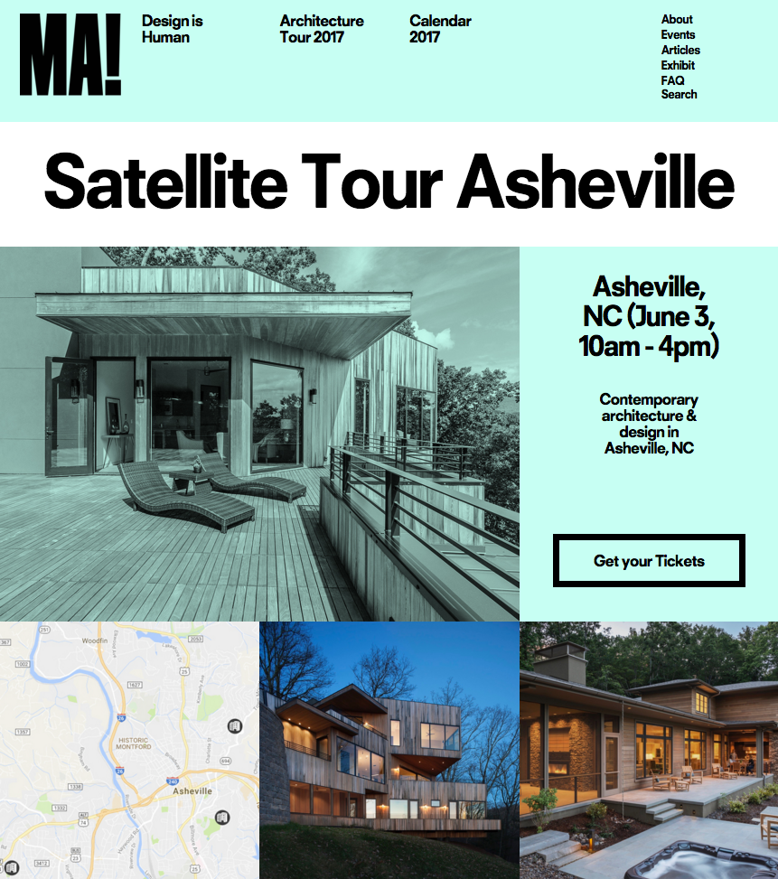 Asheville nc modern homes for sale